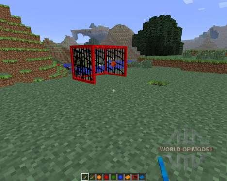 FloorBallCraft [1.6.4] para Minecraft