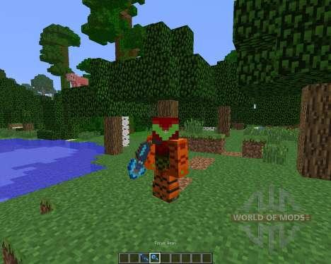 Metroid Cubed 2: Universe [1.6.4] para Minecraft