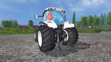 Steyr Multi 4115 colours para Farming Simulator 2015