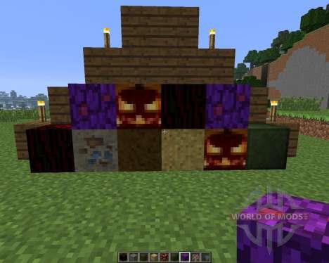 WildyCraft [1.6.4] para Minecraft