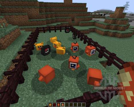 Kirby Enemy [1.7.2] para Minecraft