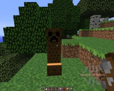 The Ice Cream Sandwich Creeper [1.5.2] para Minecraft