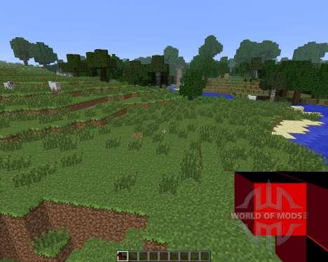 Explosion Gun [1.6.4] para Minecraft