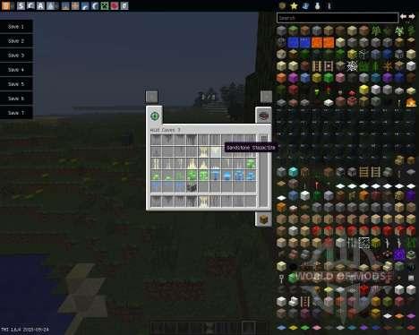 Wild Caves [1.6.4] para Minecraft