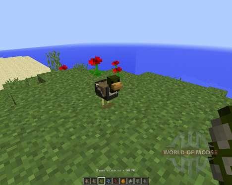 Animals para Minecraft