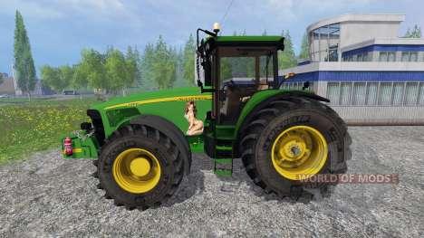 John Deere 8520 v2.0 para Farming Simulator 2015