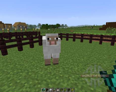 Lambchops [1.7.10] para Minecraft