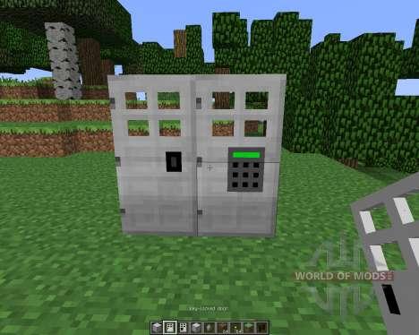 Key and Code Lock [1.5.2] para Minecraft