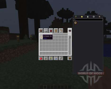 Exchange Orb [1.8] para Minecraft