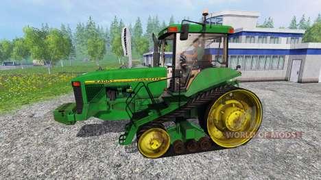 John Deere 8400T para Farming Simulator 2015