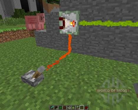 Redstone Paste [1.6.4] para Minecraft