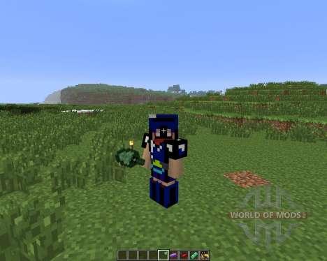 Monster Hunter Frontier [1.6.4] para Minecraft