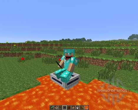 LavaBoat [1.6.4] para Minecraft