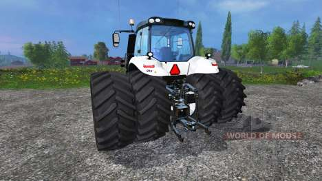 New Holland T8.320 Dynamic8 v1.2 para Farming Simulator 2015