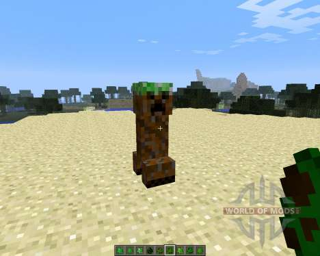 Elemental Creepers 2 [1.6.4] para Minecraft