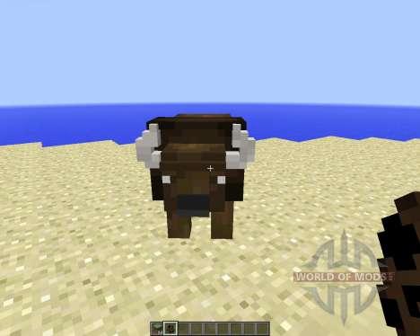 Bison [1.8] para Minecraft