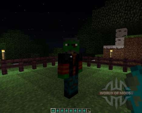 Mo Zombies [1.5.2] para Minecraft