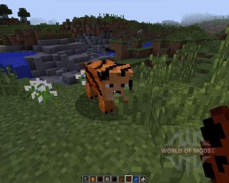More Mobs [1.7.2] para Minecraft