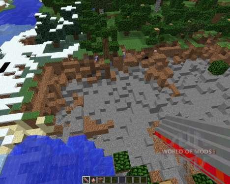 Explosive Chickens [1.6.4] para Minecraft
