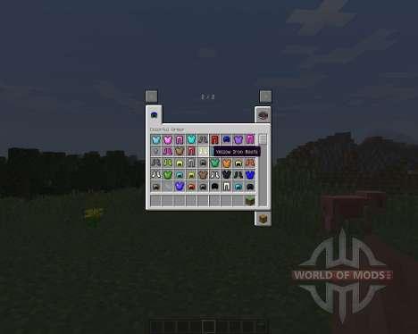 Colorful Armor [1.8] para Minecraft