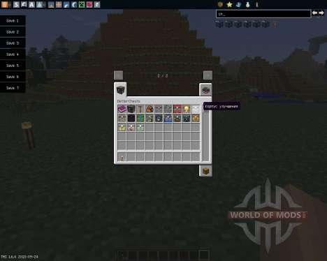 Better Chests [1.6.4] para Minecraft