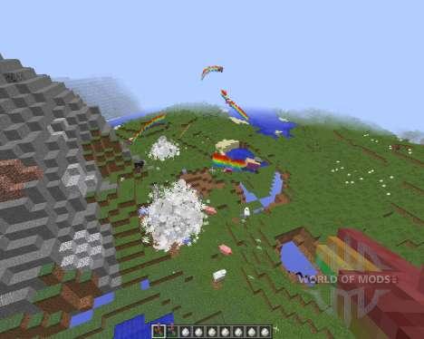 Trail Mix [1.8] para Minecraft