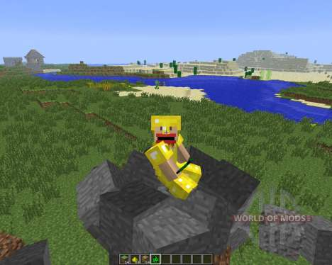 Block Monsters Pet [1.6.4] para Minecraft