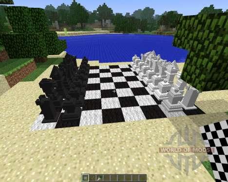 MineChess [1.6.4] para Minecraft
