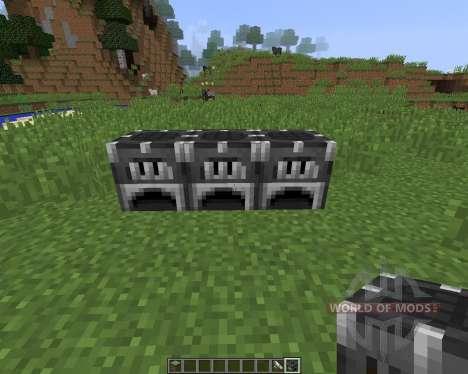 SpectralGuns [1.8] para Minecraft