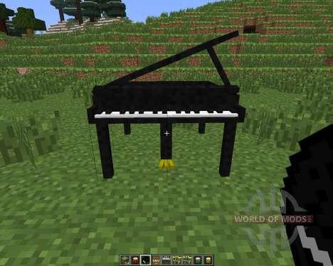MusicCraft [1.6.4] para Minecraft
