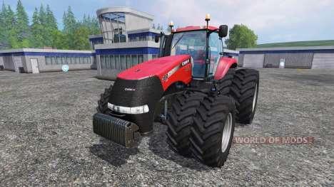 Case IH Magnum CVX 380 v2.0 TwinWheels para Farming Simulator 2015