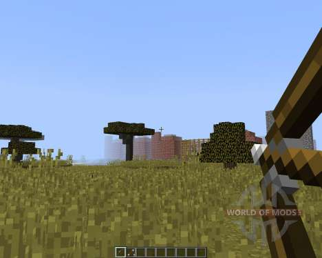 Arrow Camera para Minecraft
