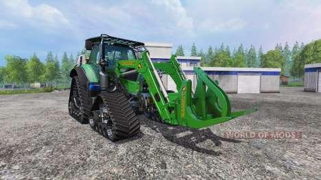 Deutz-Fahr Agrotron 7250 Mountain Goat Hotfix para Farming Simulator 2015