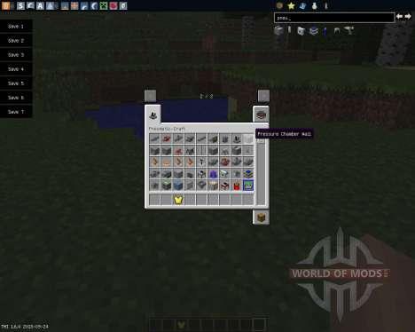 PneumaticCraft [1.6.4] para Minecraft