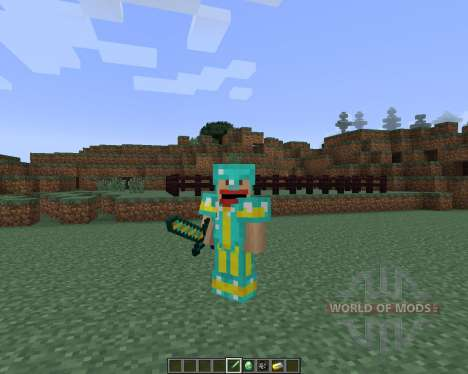 HybridCraft: Refused [1.7.2] para Minecraft