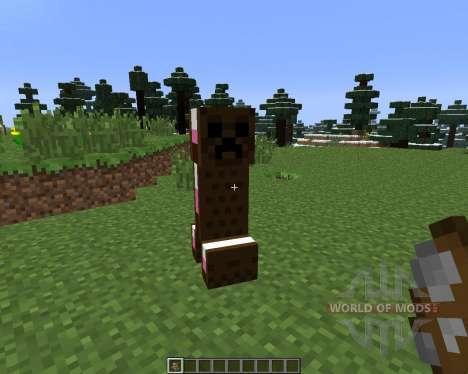 Ice Cream Sandwich Creeper [1.6.x] para Minecraft