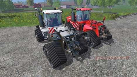 Case IH Steiger 620 [halftrack] para Farming Simulator 2015
