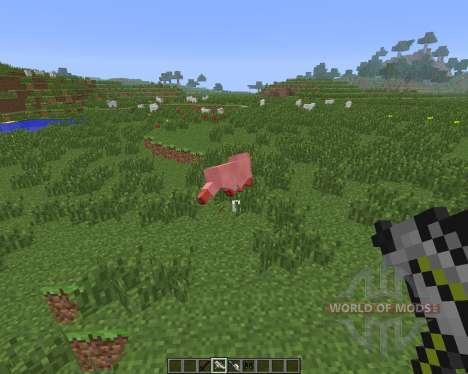 Galaxy Warfare [1.6.4] para Minecraft