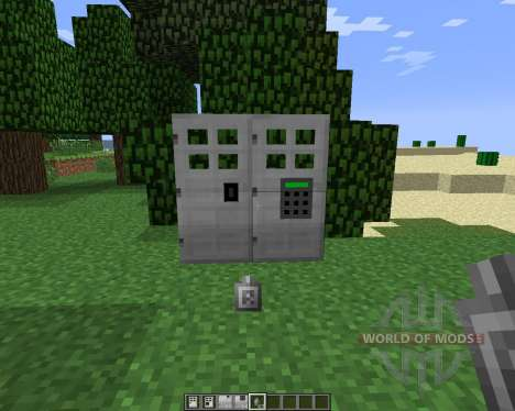 Key and Code Lock [1.6.4] para Minecraft