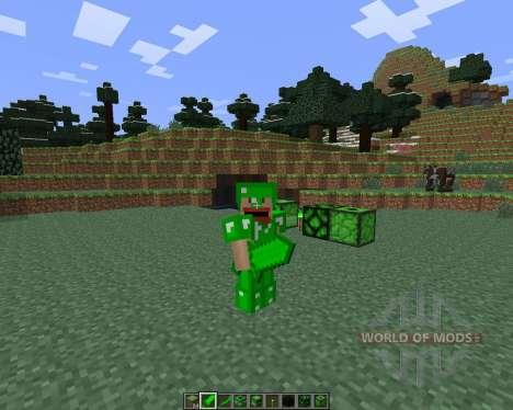 Emerald [1.6.4] para Minecraft