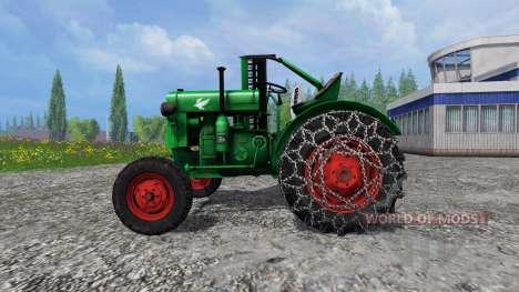 Deutz F1 M414 para Farming Simulator 2015