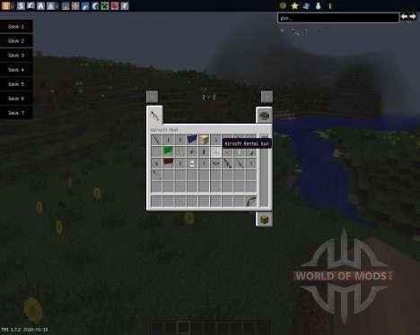 Airsoft [1.7.2] para Minecraft