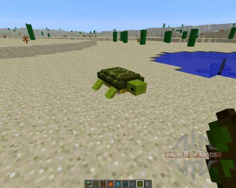 OceanCraft [1.6.4] para Minecraft