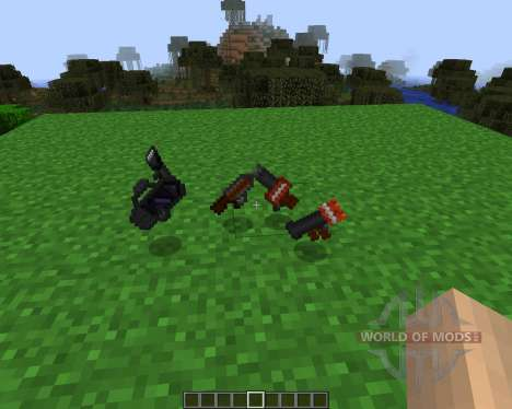 Block Launcher [1.7.2] para Minecraft