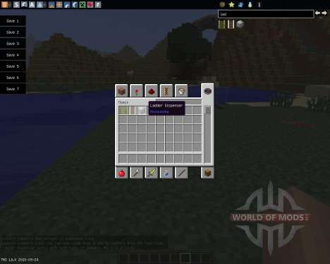 Ladders [1.6.4] para Minecraft
