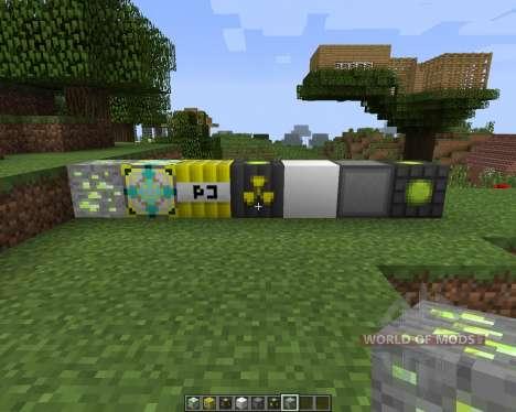 Nuclear Craft [1.7.2] para Minecraft