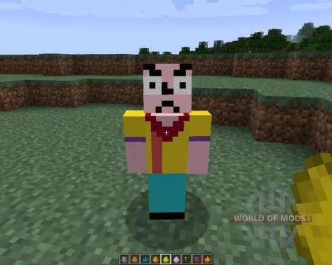 Toontown [1.7.2] para Minecraft