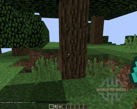TreeCapitator para Minecraft