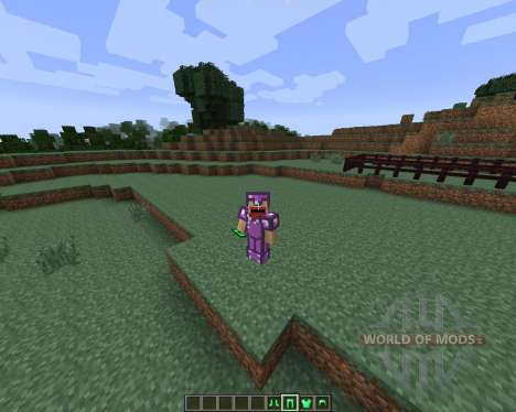 So Much Armor [1.7.2] para Minecraft