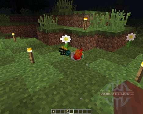 Crystal Wing [1.8] para Minecraft